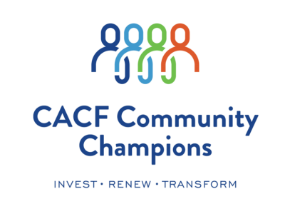 CACF to Host Community Champions Launch Event on Wednesday, November 7, 2018