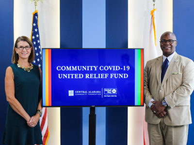 Community COVID-19 United Relief Fund Awards $505,270
